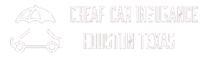 Logo - Cheap Car Insurance Houston TX